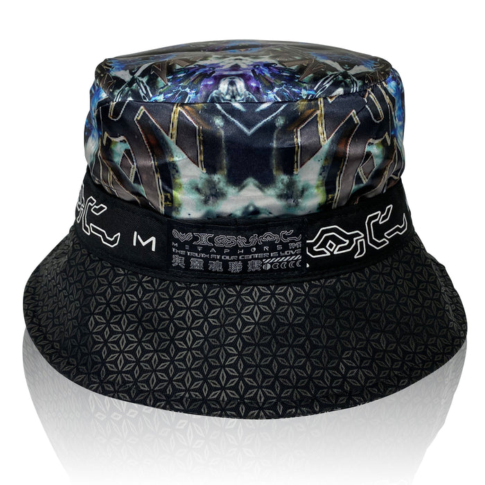 COMING SOON • VISUAL METAPHORS • Reversible Bucket Hat Bucket Hat