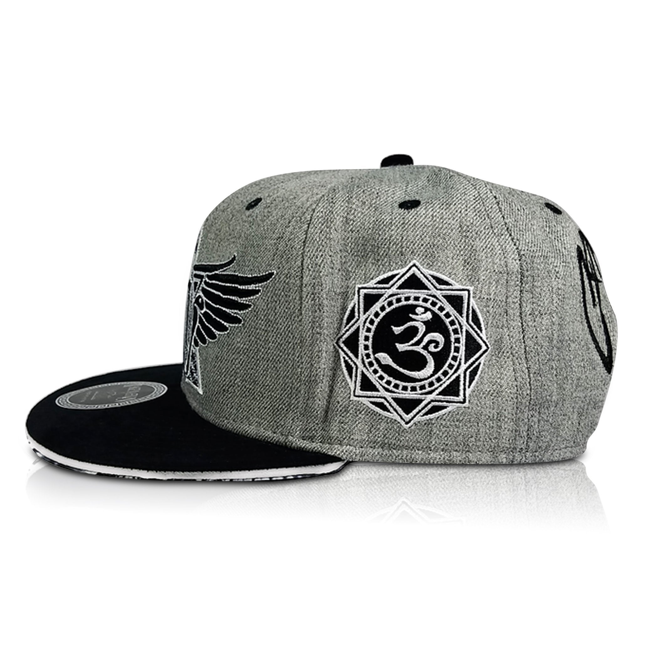 CONNECTED • Secret Pocket Snapback Hats