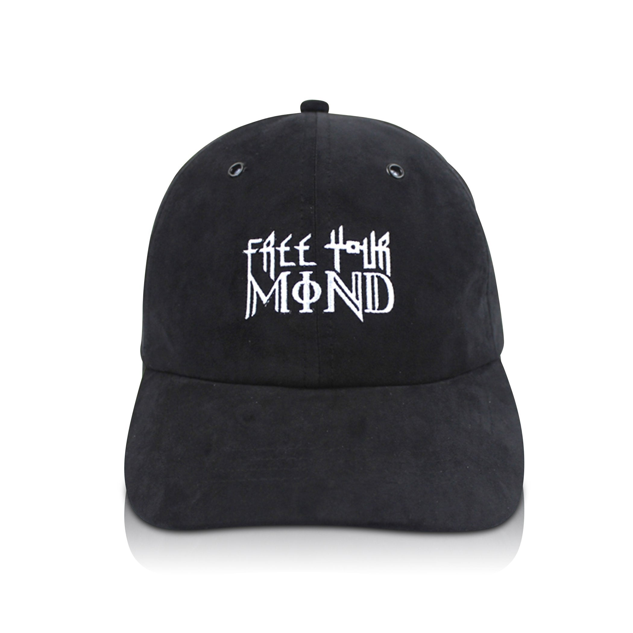 FREE YOUR MIND • Secret Pocket Dad Hat