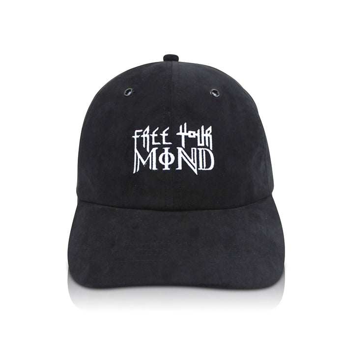 FREE YOUR MIND • Secret Pocket Dad Hat Hats