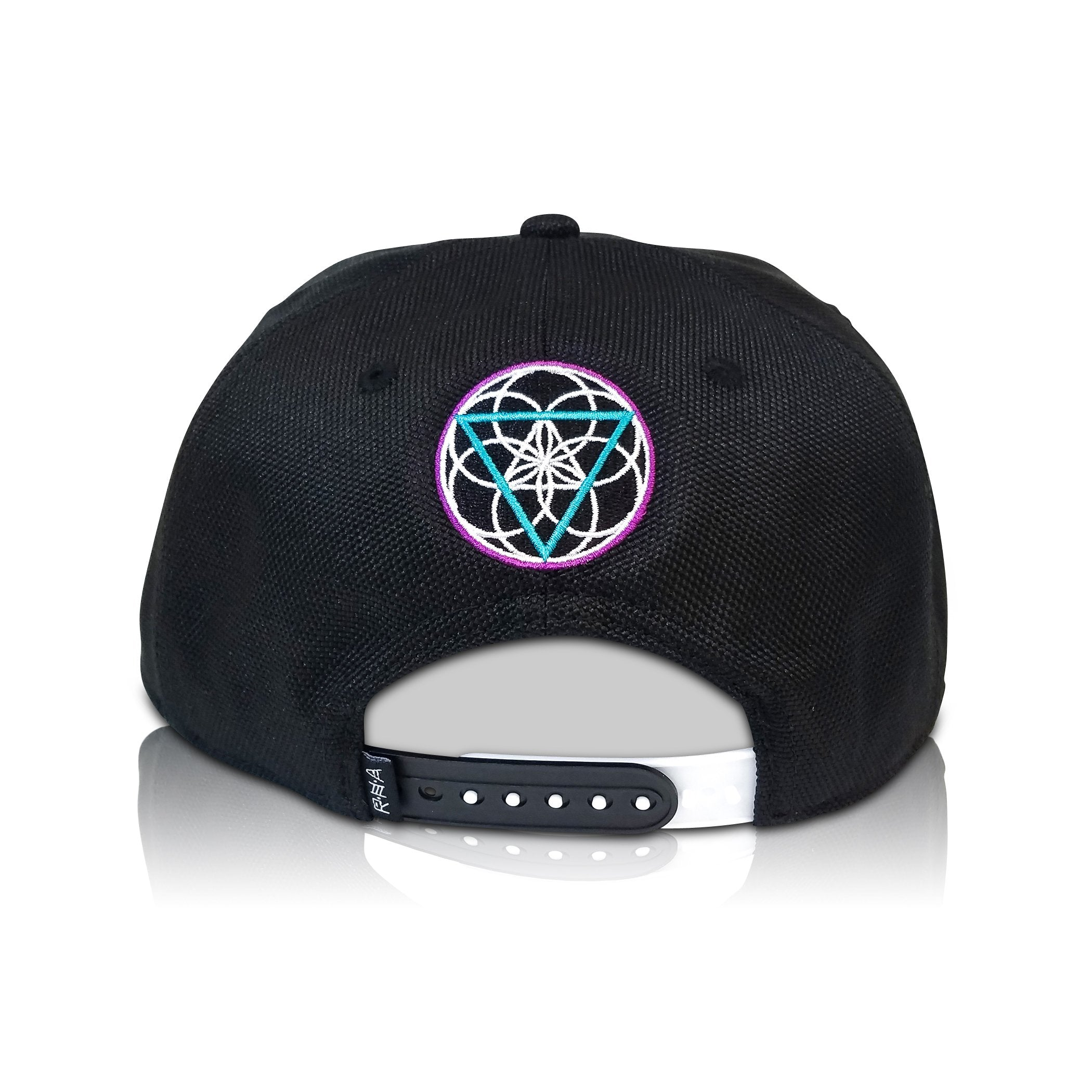 I AM V1 // CROWN // Hemp Snapback w/ Interior Pocket