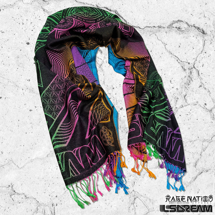 LSDREAM x RAGE NATION x SHAWL