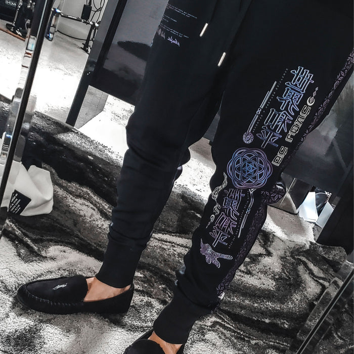 COMING SOON • Iridescent Ink • Mind of Zen • Joggers Joggers