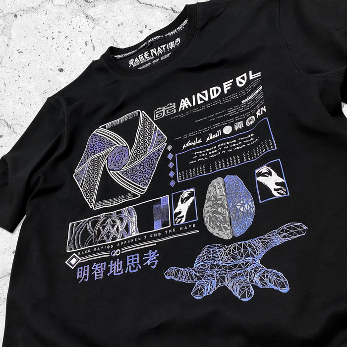 MIND OF ZEN V1 • Iridescent Ink T-Shirt T-Shirt