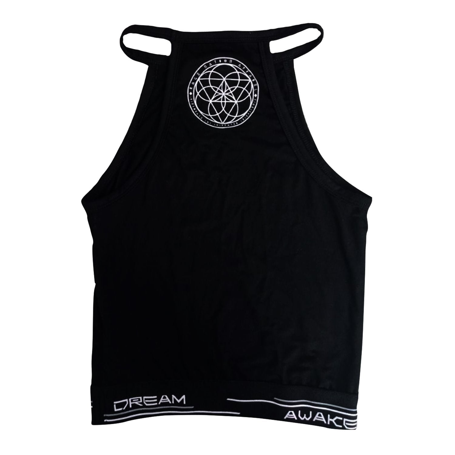 DREAM AWAKE • Banded Crop Top Apparel
