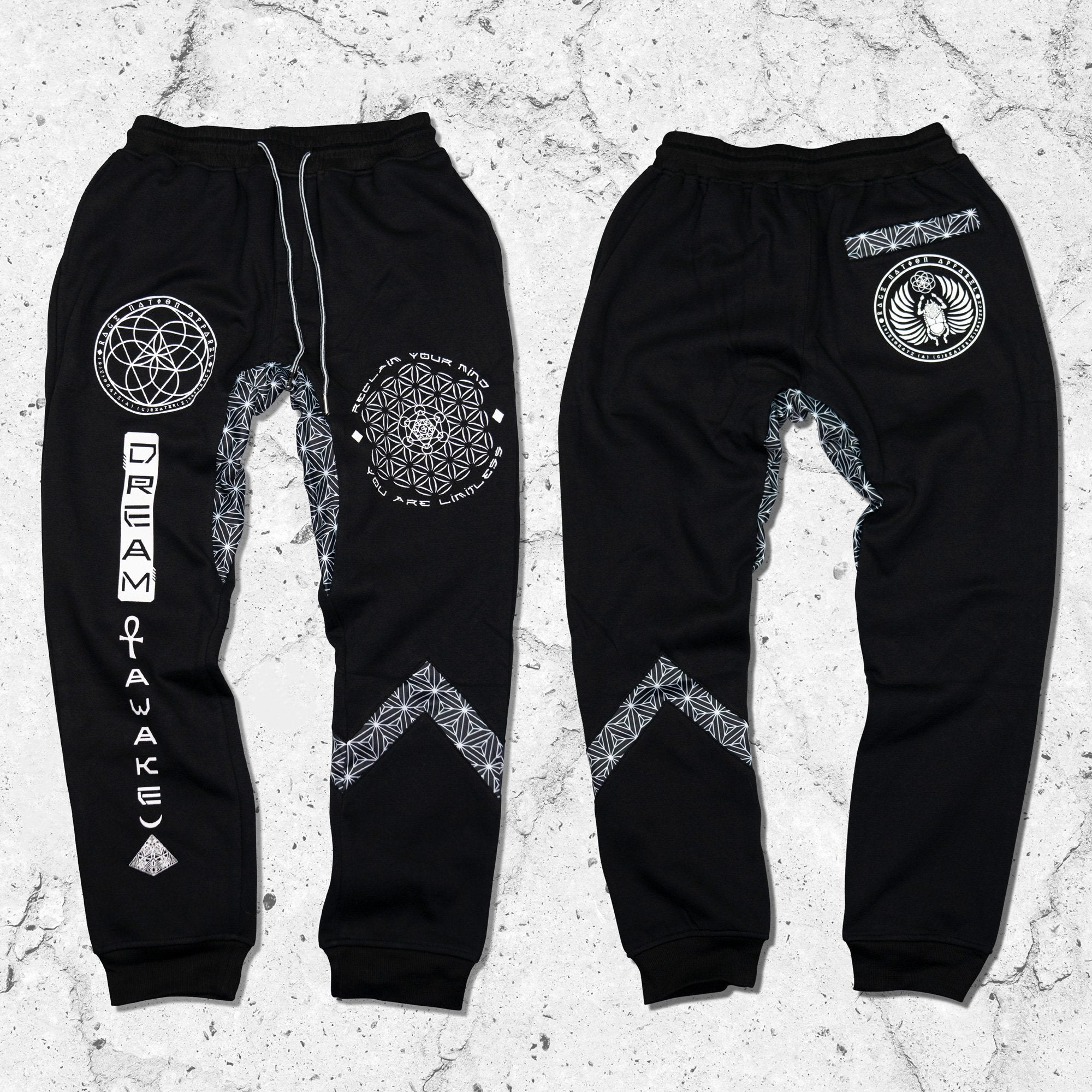 DREAM AWAKE • Hidden Pocket Joggers