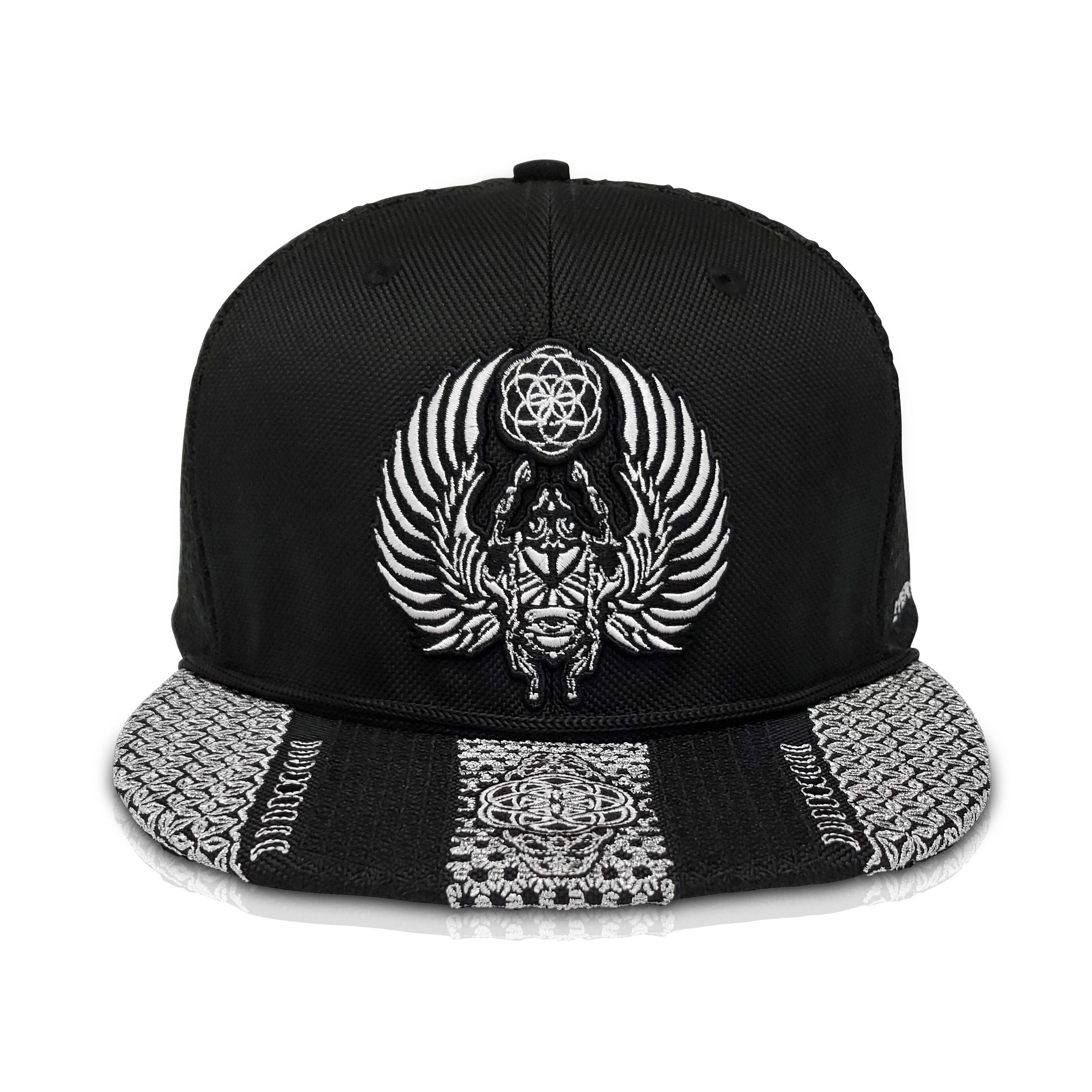 SACRED SCARAB V1 • Secret Pocket Snapback Hats