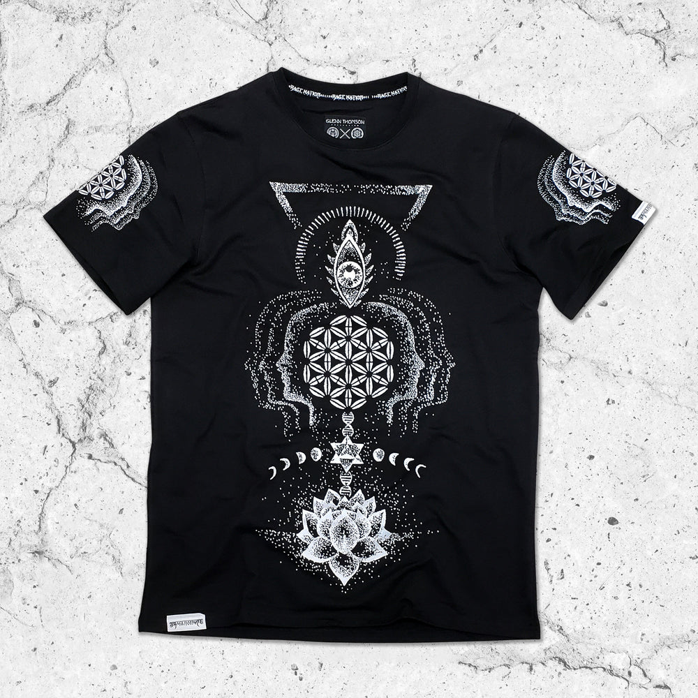 EVOLUMINATE • Glenn Thomson T-shirt Apparel