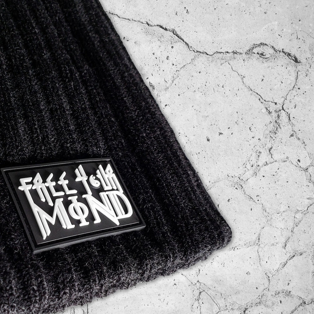 FREE YOUR MIND • Slouch Beanie