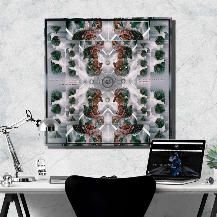 SHUGYOSHA • STOIC DIGITAL • Limited Edition • Canvas Wrap Canvas