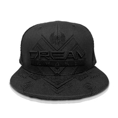 DREAM AWAKE V2 • Hemp Secret Pocket Snapback Hats