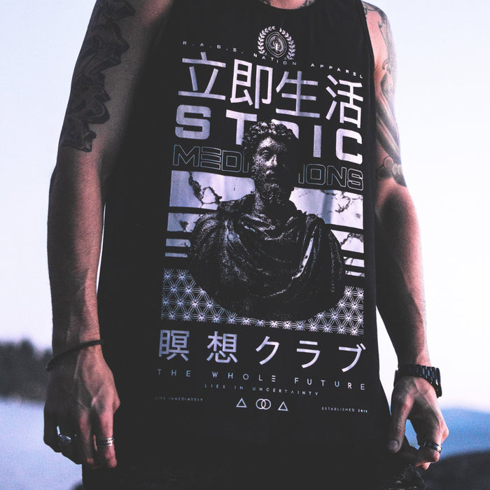 IMMERSION • STOIC DIGITAL • Luxury Fabric Tank Top Apparel