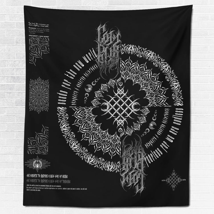 Compassion Tapestry