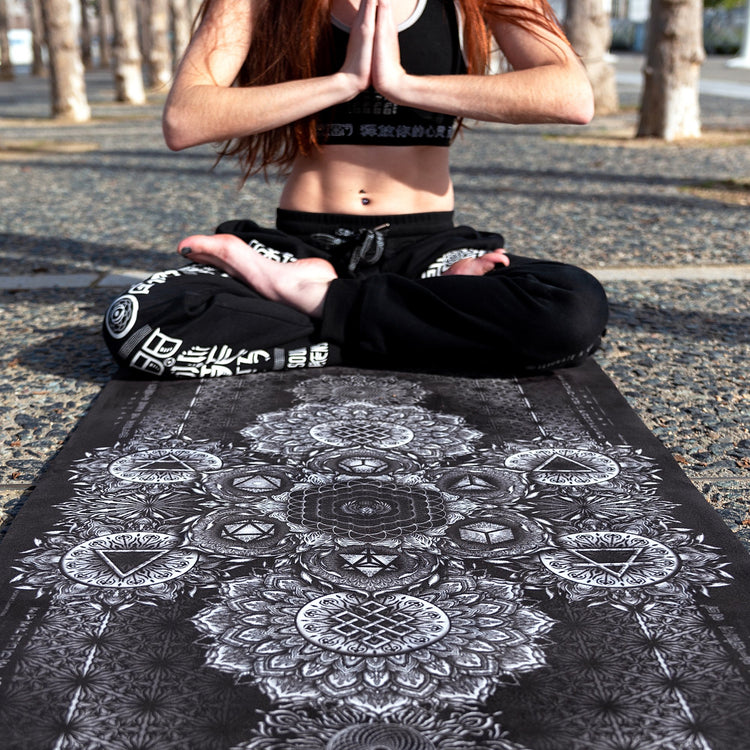 ETERNAL ALCHEMY V1 • Yoga Mat + FREE Yoga bag Yoga Mat
