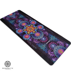 ETERNAL ALCHEMY V2 • YANTRART Yoga Mat