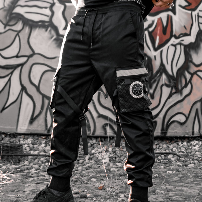 COMING SOON • TH3 M3SSAG3 • DESIGN 001 • Tactical Joggers Joggers