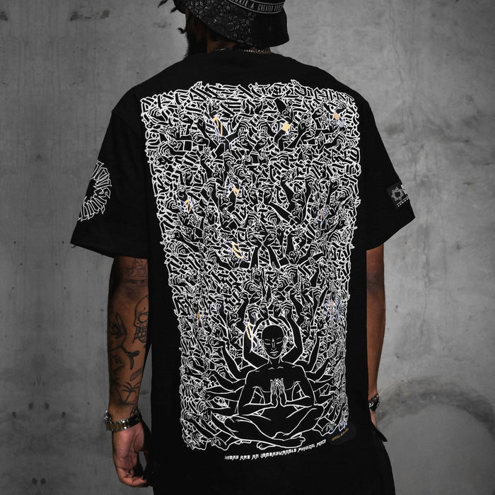 MIND OF A THOUSAND LIMBS • SUMMONS • Droptail T-shirt T-Shirt