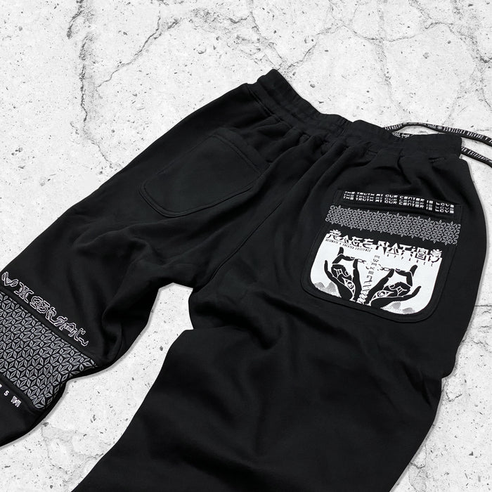 VISUAL METAPHORS V1 • Hidden Pocket Joggers Joggers