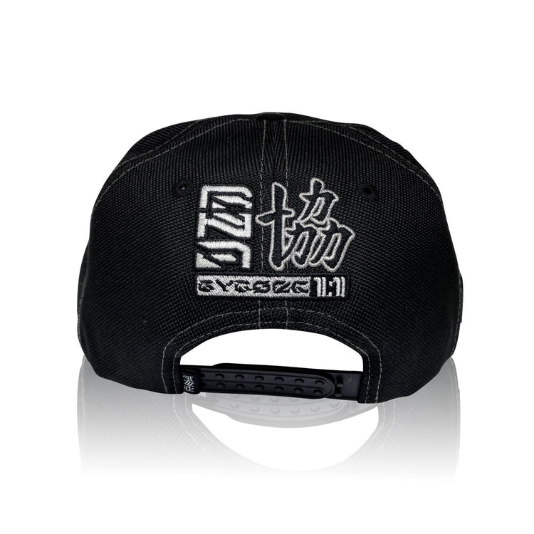 PRE-ORDER • VISUAL METAPHORS V1 • Secret Pocket Snapback Hat