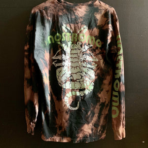 Acid Wash Survive Rookie LS Shirt