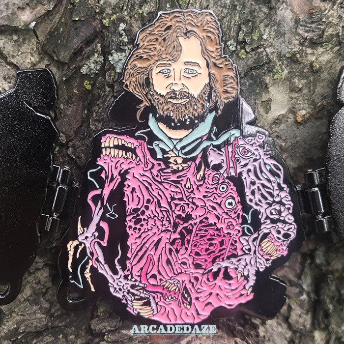 The Thing Enamel Pin by Arcadedaze