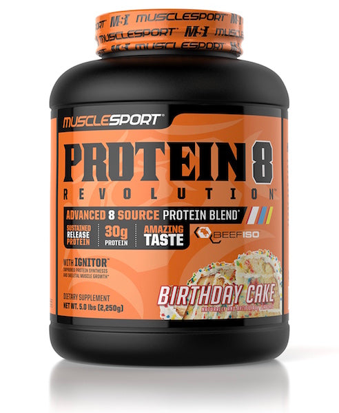 Protein 8 5lbs