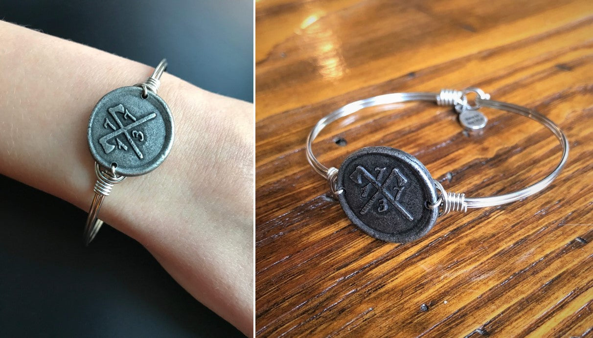 """1773"" Boston Tea Party Bracelet"