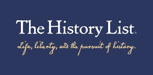 The History List | Gifts for History Lovers