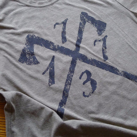 """1773"" Boston Tea Party shirt - For hardcore history folks from The History List Store"