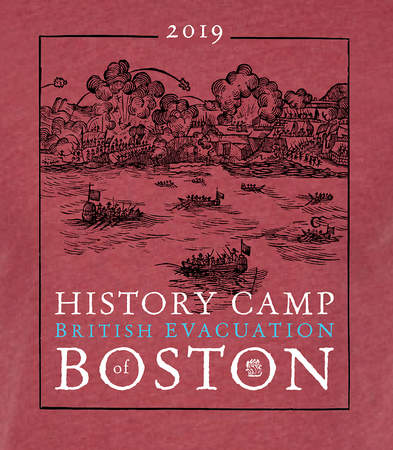 """British Evacuation of Boston"" — History Camp Boston 2019 from The History List Store"