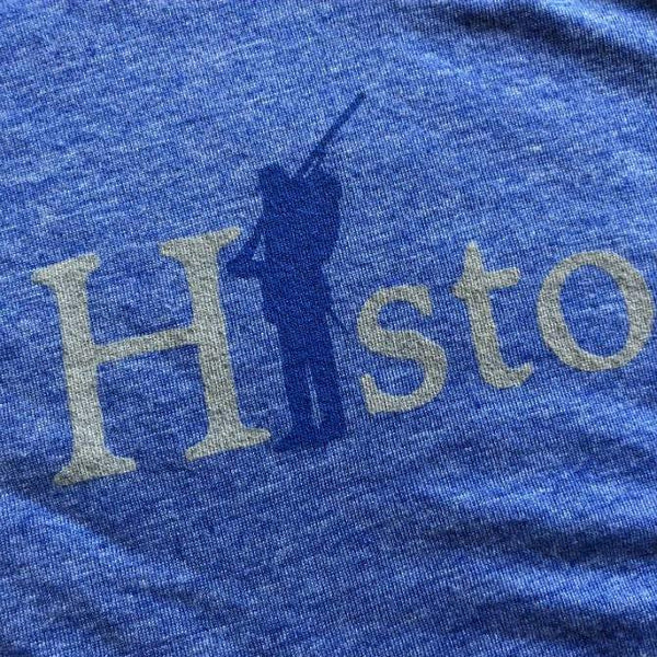 "Civil War ""History Nerd"" shirt - Dark Blue from The History List Store"