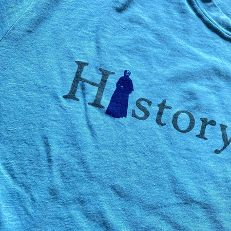 """History Nerd"" shirt with Harriet Tubman"