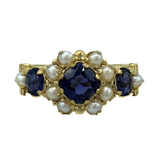 "Ida Lewis Ring - For the ""bravest women in America,"" from the collection of the Newport Historical Society"