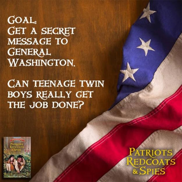 Patriots, Redcoats & Spies - signed by the authors The History List