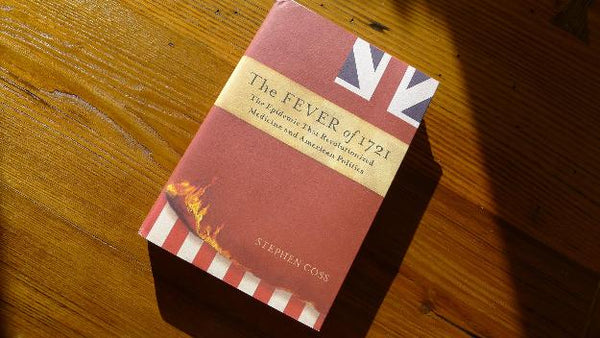 The Fever of 1721 The History List