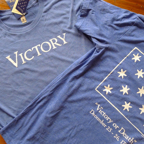 """Victory"" short-sleeved shirt - Limited run for hardcore history folks from The History List Store"