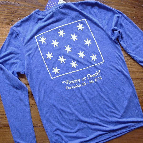 """Victory"" long-sleeved shirt - For hardcore history folks from The History List Store"