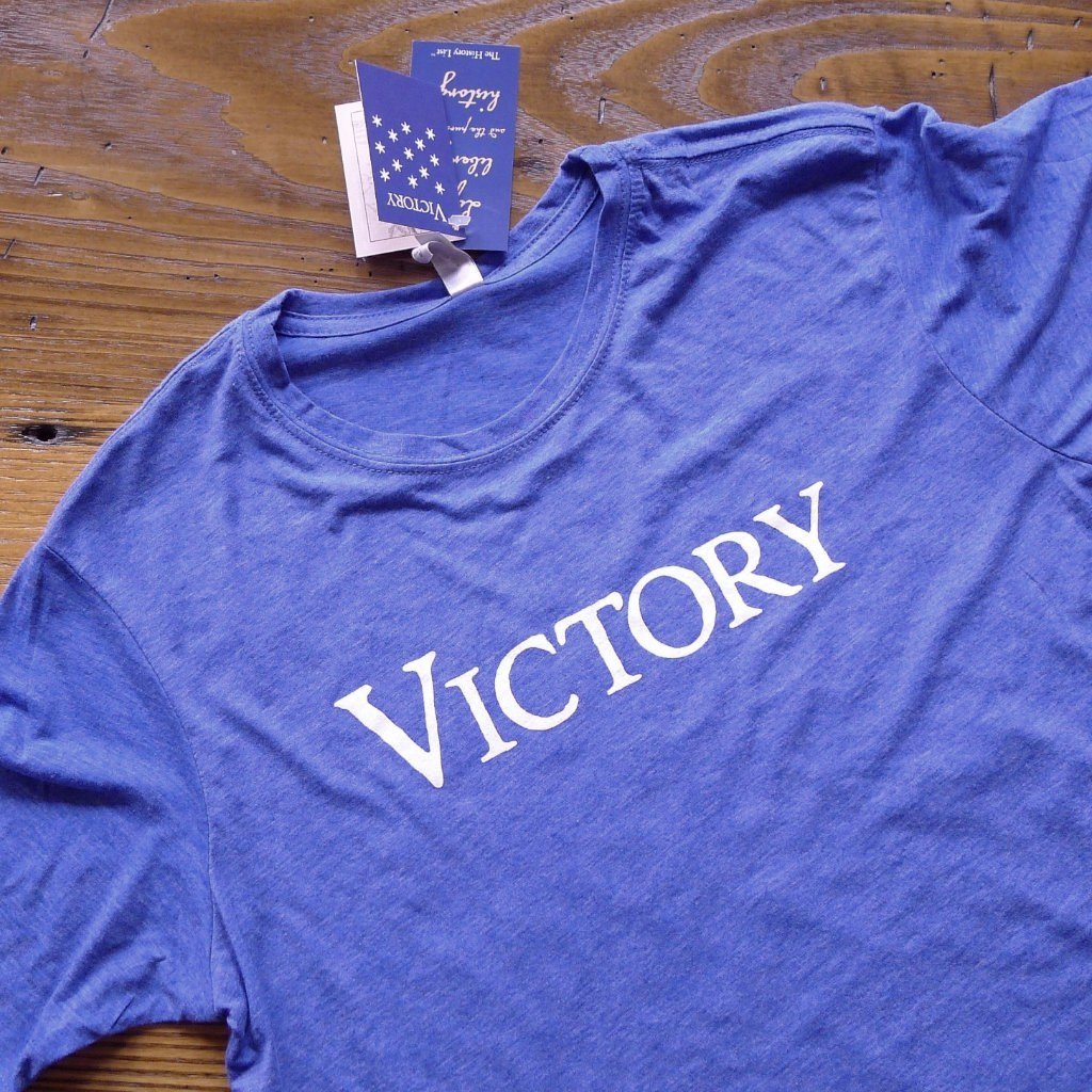 """Victory"" short-sleeved shirt - For hardcore history folks from The History List Store"