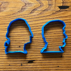 Presidential Set Cookie cutters from The History List