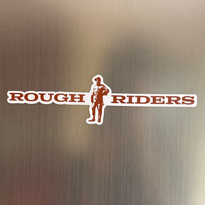 "Teddy Roosevelt ""Rough Riders"" Magnet"