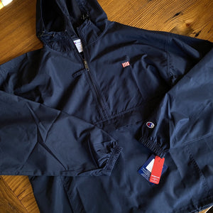 """Sons of Liberty"" 1776 Anorak Jacket - Navy blue - Only one"
