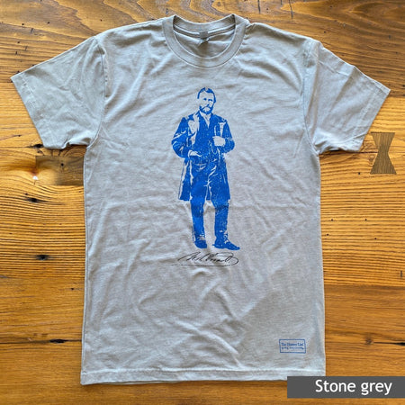"Ulysses S. Grant ""Signature Series"" Shirt - with 100% cotton Made in the USA as an option"