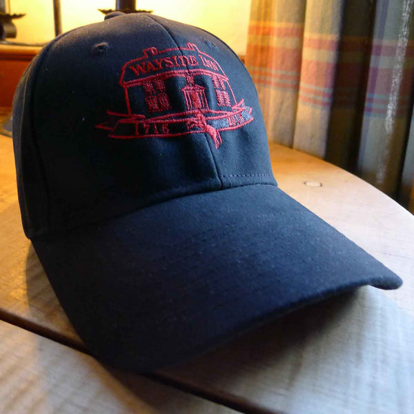 Wayside Inn 300th Anniversary cap - limited edition from The History List Store