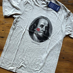 """History Lover"" Shirt with Ben Franklin"