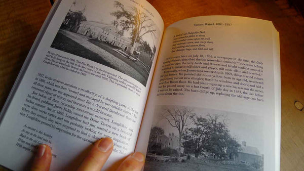 """The History of Longfellow's Wayside Inn"" - by Brian E. Plumb from The History List Store"