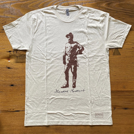 "Teddy Roosevelt ""Signature Series"" Shirt - with 100% cotton Made in the USA as an option"