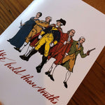 """Revolutionary Superheroes"" Pocket notebooks from The History List Store"
