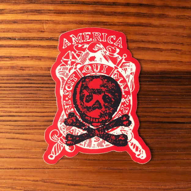 """Repeal of the Stamp Act"" Sticker from The History List Store"