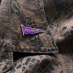 """Votes for Women"" Pin - Purple from The History List Store"