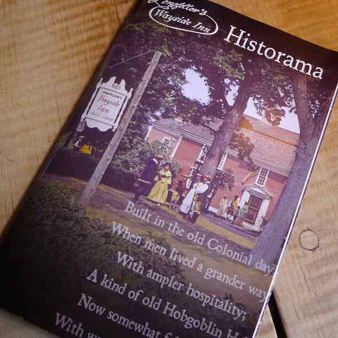 Wayside Inn Historama booklet from The History List Store